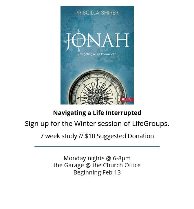 Womens Study-Jonah II