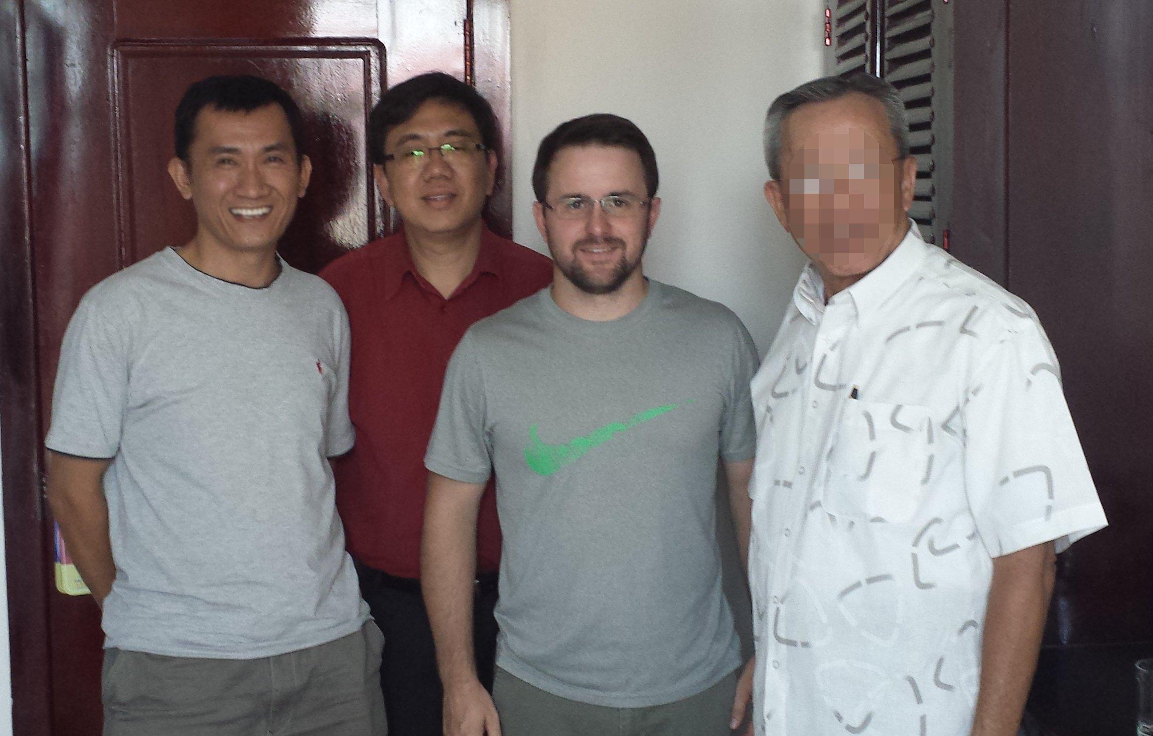 Multi-national Pastors in Cambodia