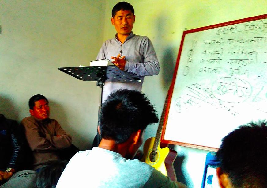 Sarvajit Teaching