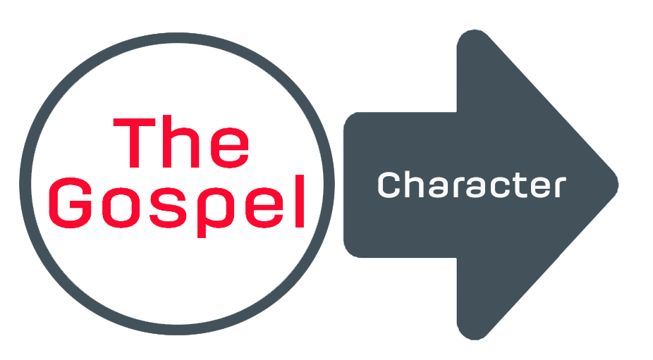discovery point character discipleship arrow