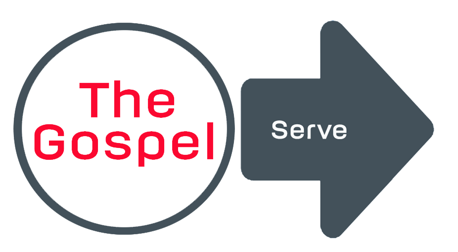discovery point serve discipleship arrow