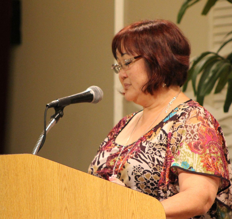 WB Kathy Tawata