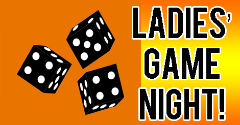 Ladies' Bunco Night
