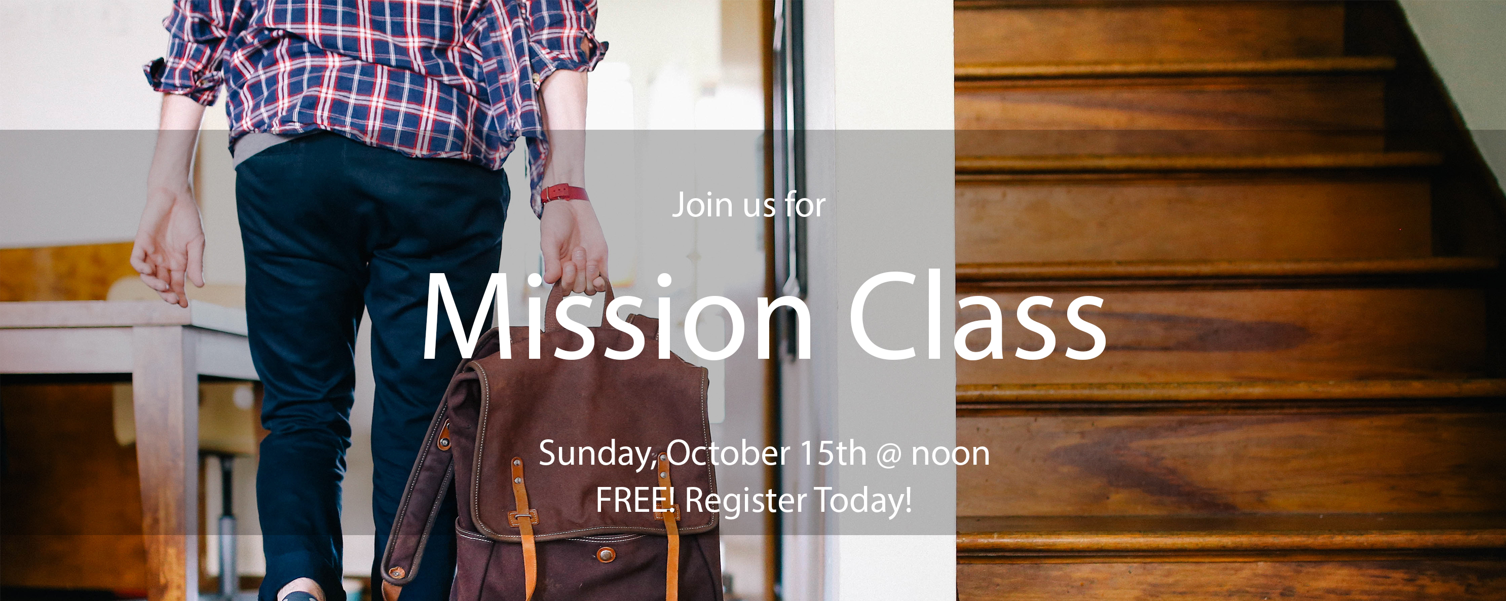 Mission Class Carousel