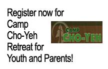 camp cho yeh youth trip