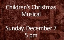 childrens christmas musical