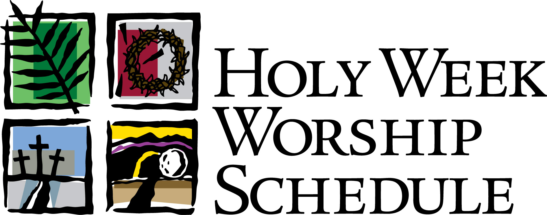 Holy Week & Easter Worship