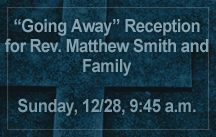 matthew smith reception