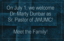 meet Dr. Dunbar and family