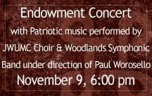 patriotic concert with paul worosello