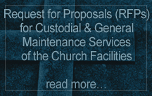request for proposals for janitorial services