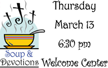 soup and devotions 2014