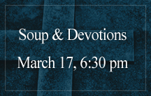 soup and devotions 2015