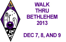 walk thru bethlehem 2013 icon