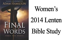 womens lenten bible study 2014
