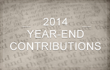 year end contributions
