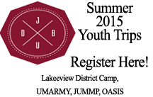 youth summer trip registration 2015