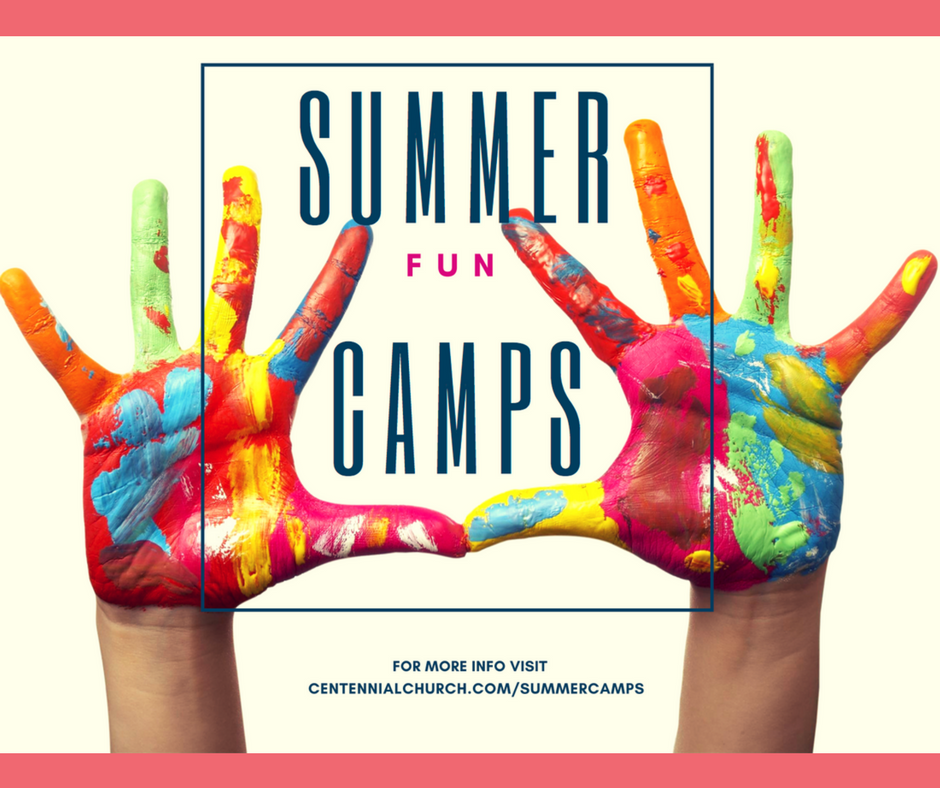 Enews-CC Summer Fun Camp