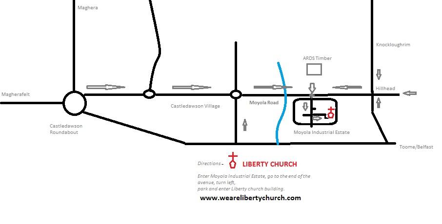 Liberty Loft Map jpeg