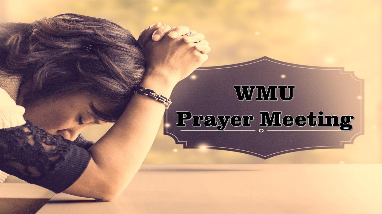 wmu prayer