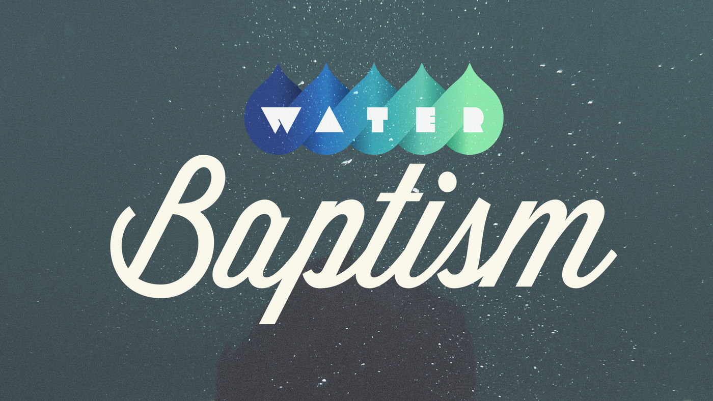 Baptism-event