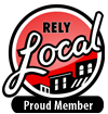 Proud Member of RelyLocal