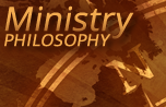 Ministry Philosophy banner