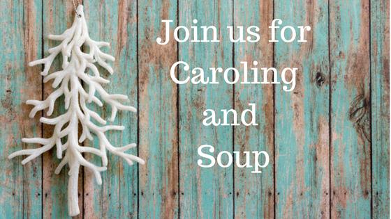 Caroling and Soup image