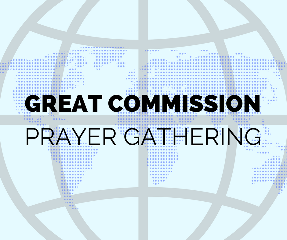 Great Commission Prayer image