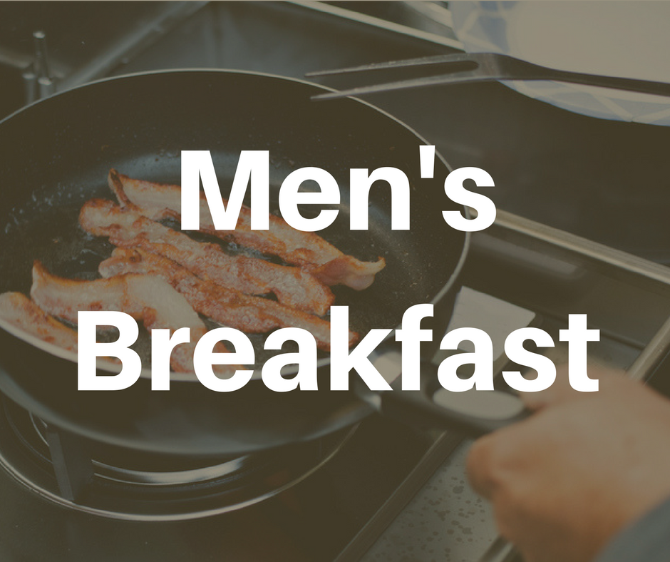 Mens Breakfast image