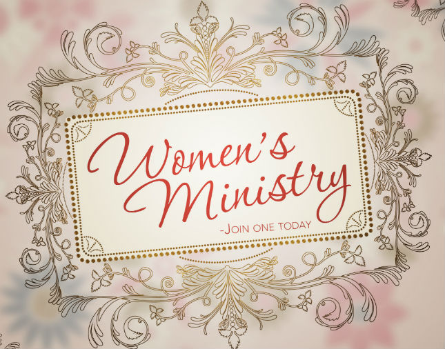 women's ministry rotator