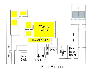 Hilton layout 2