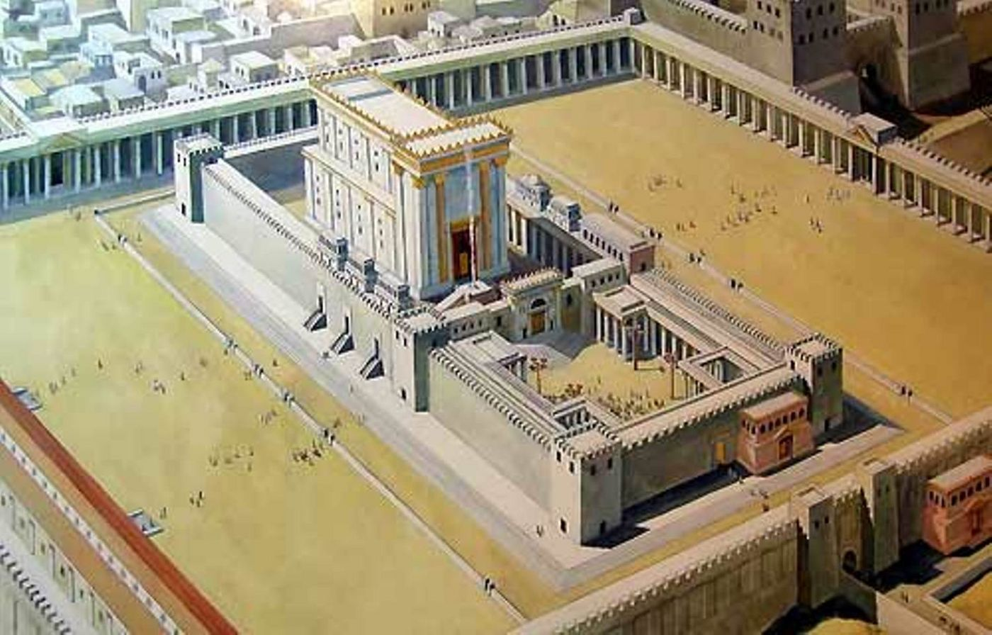 Beautiful pictures of gods and their temple - Solomon S Temple