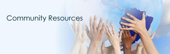 Community Resource Links banner image