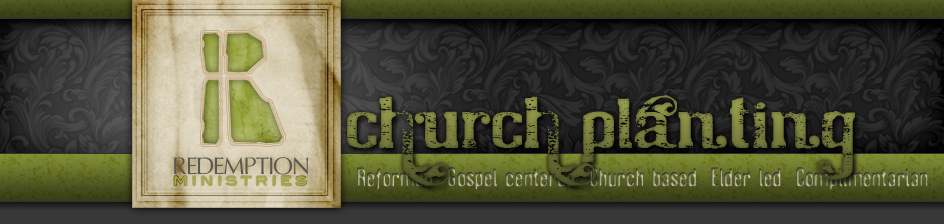 Redemption Ministries banner