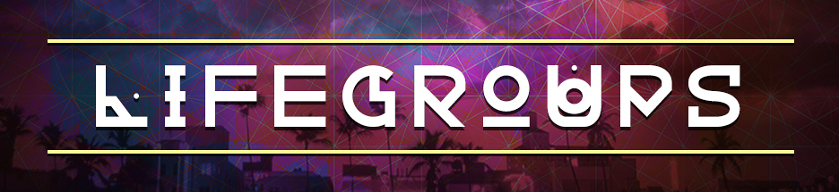 About Lifegroups banner