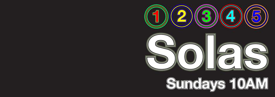 Sola Fide banner