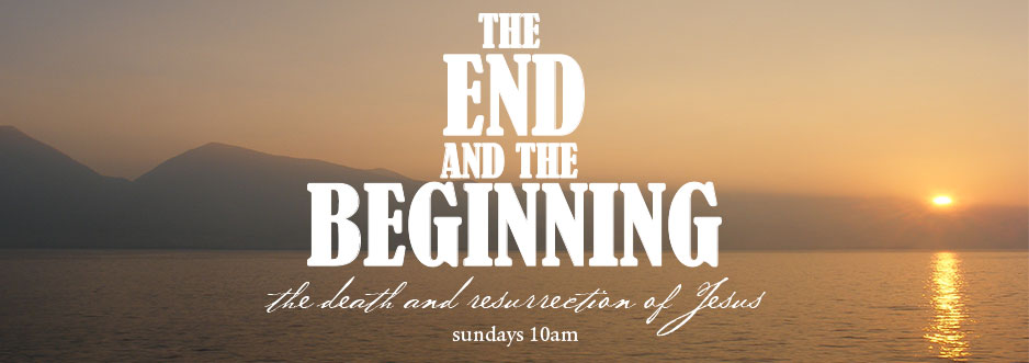 The End and the Beginning banner