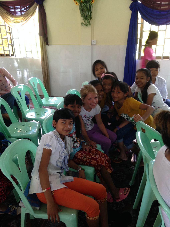 church w:girls.JPG