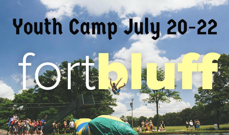 Youth Camp 2017: Fort Bluff, TN banner image