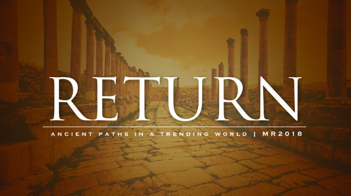 Regional Men's Retreat 2018 banner image