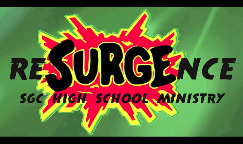 Resurgence (High School Youth) banner image