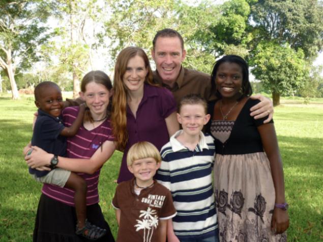 Hurley Family October, 2011 3