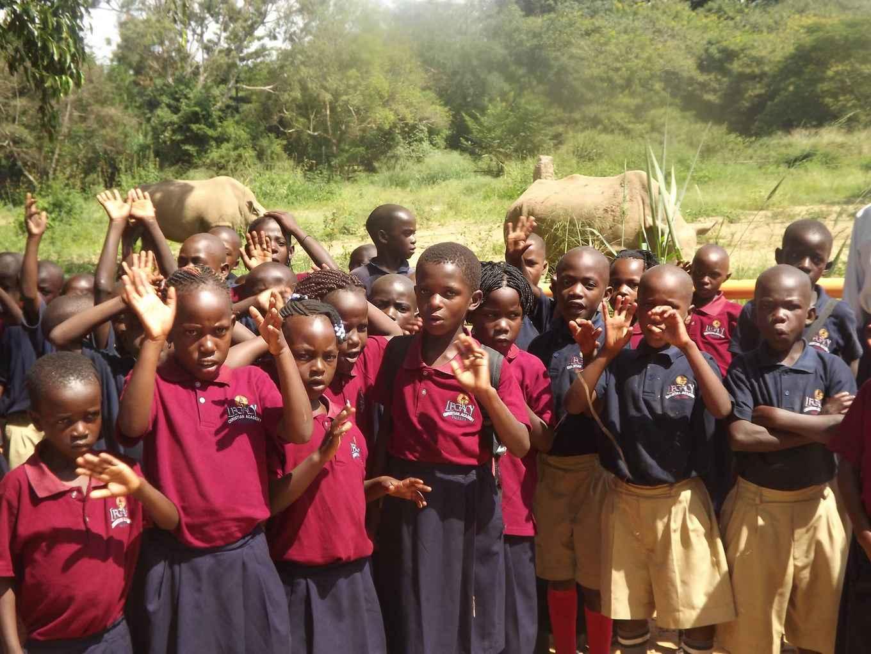 legacy Uganda kids