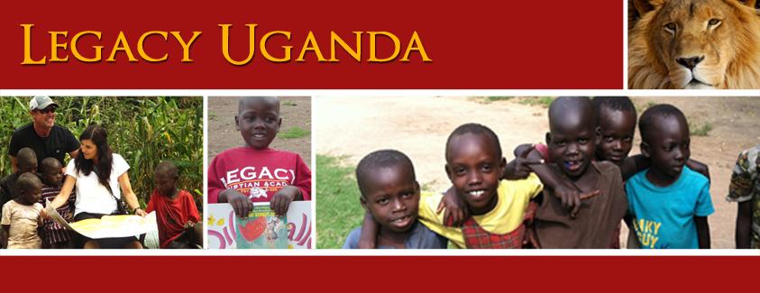 Legacy Uganda Website pic