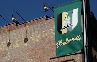 Belleville Sign 309