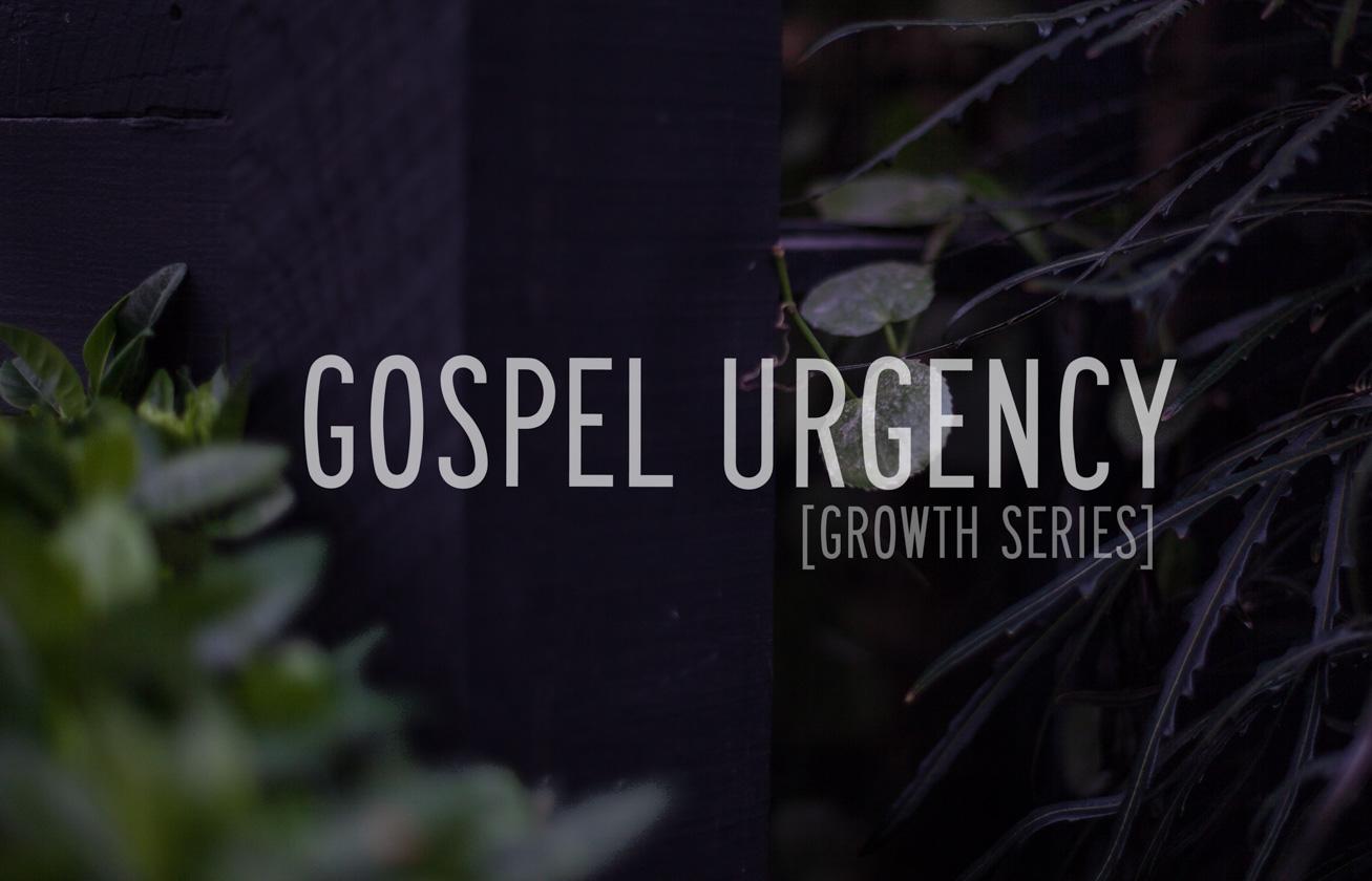 gospel-urgency