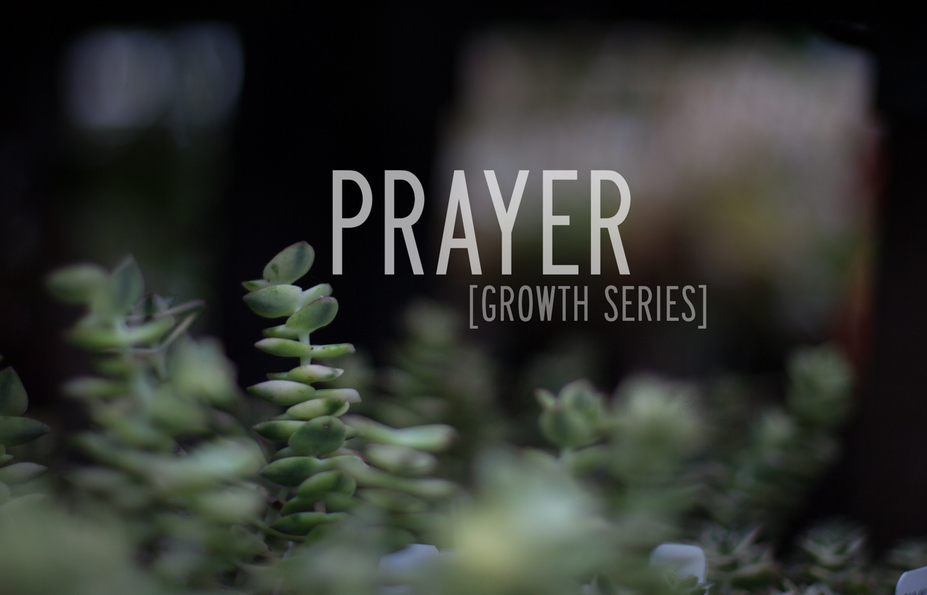 prayer-growth-series