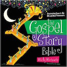 The Gospel Story Bible book graphic
