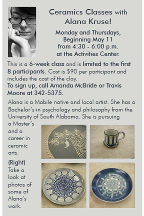 Ceramics with Alana Kruse small for web